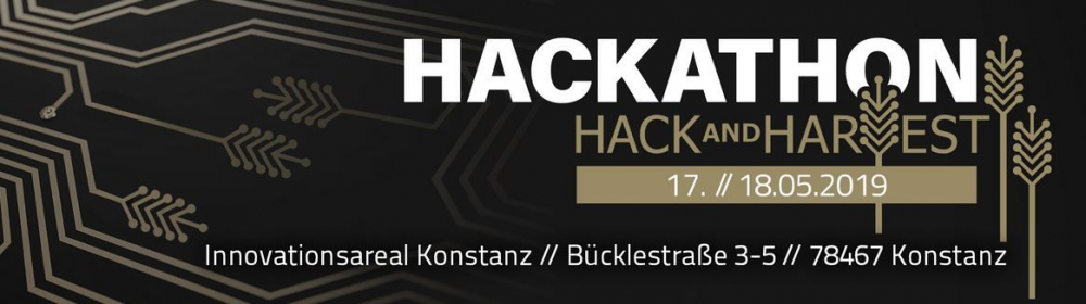 Blog Hack and Harvest Hackathon Konstanz