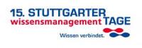 15. Stuttgarter Wissensmanagement Tage
