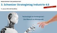 3. Schweizer Strategietag Industrie 4.0